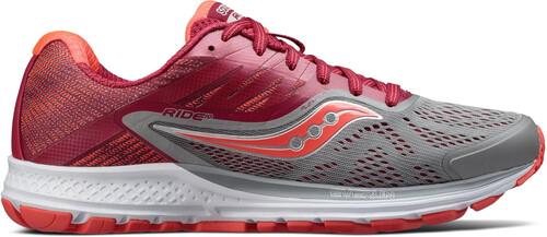 Saucony RIDE 10 - Chaussures de running neutres gris t7MPh4Sg